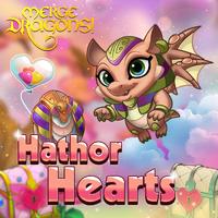 Hathor hearts banner 2