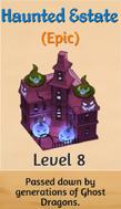 Haunted Estate (New Sprite)