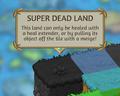 Super Dead Land Popup