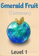 01 Emerald Fruit