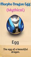 1 - Morpho Dragon Egg