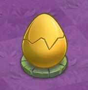1 Chocolate Easter Egg