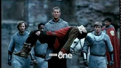 Official BBC Merlin Trailer Season 4