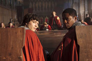 Mordred and others in The Death Song of Uther Pendragon (3)