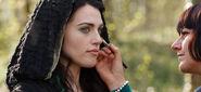 Katie McGrath Behind The Scenes Series 4-7