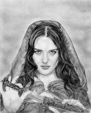 Morgana my drawing