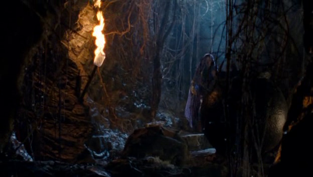 Morgause's Cave