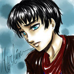 Merlin Emrys by EvaAngel