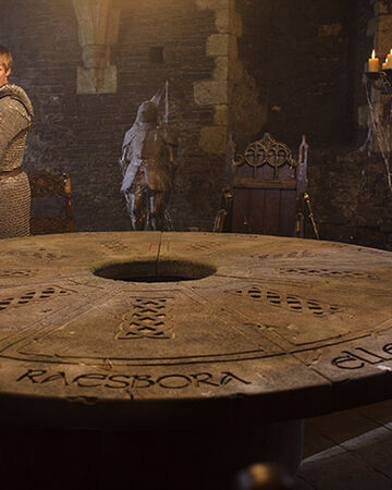 Royal Round Table Merlin Wiki Fandom, Why Was The Round Table Round