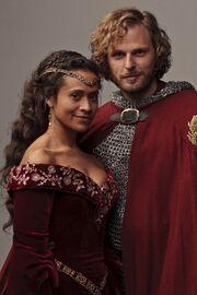 Guinevere and Leon promo image
