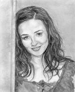 Freya my drawing