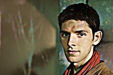 Merlin fan art by twilightxgirl-d37os90