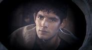 Merlin in Nimueh's Mirror