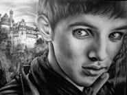Merlin fan Art