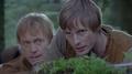 Arthur and tristan