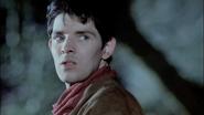 Merlin shocked