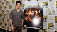 Colin Morgan Comic Con 2012-3