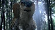 The Cobra Head of the Questing Beast