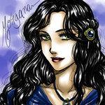 Merlin Morgana by EvaAngel