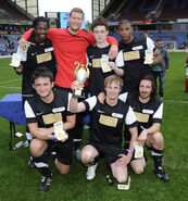 Tom Hopper Bradley James and Eoin Macken-1
