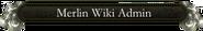 Merlin wiki admin
