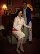 Katie McGrath and Colin Morgan-2