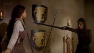 Morgana vs Gwen 4x13