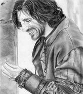 Gwaine2 my drawing