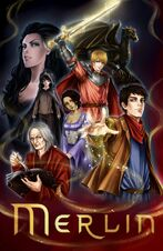 Merlin by AireensColor on deviantart