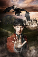 Colin Morgan is fantastic as Merlin