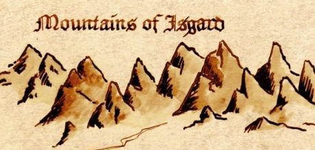 Mountains of Isgaard
