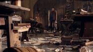 Gaius's Chambers Ransacked
