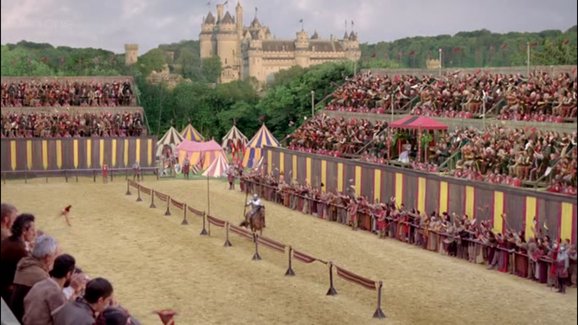 Jousting Pitch
