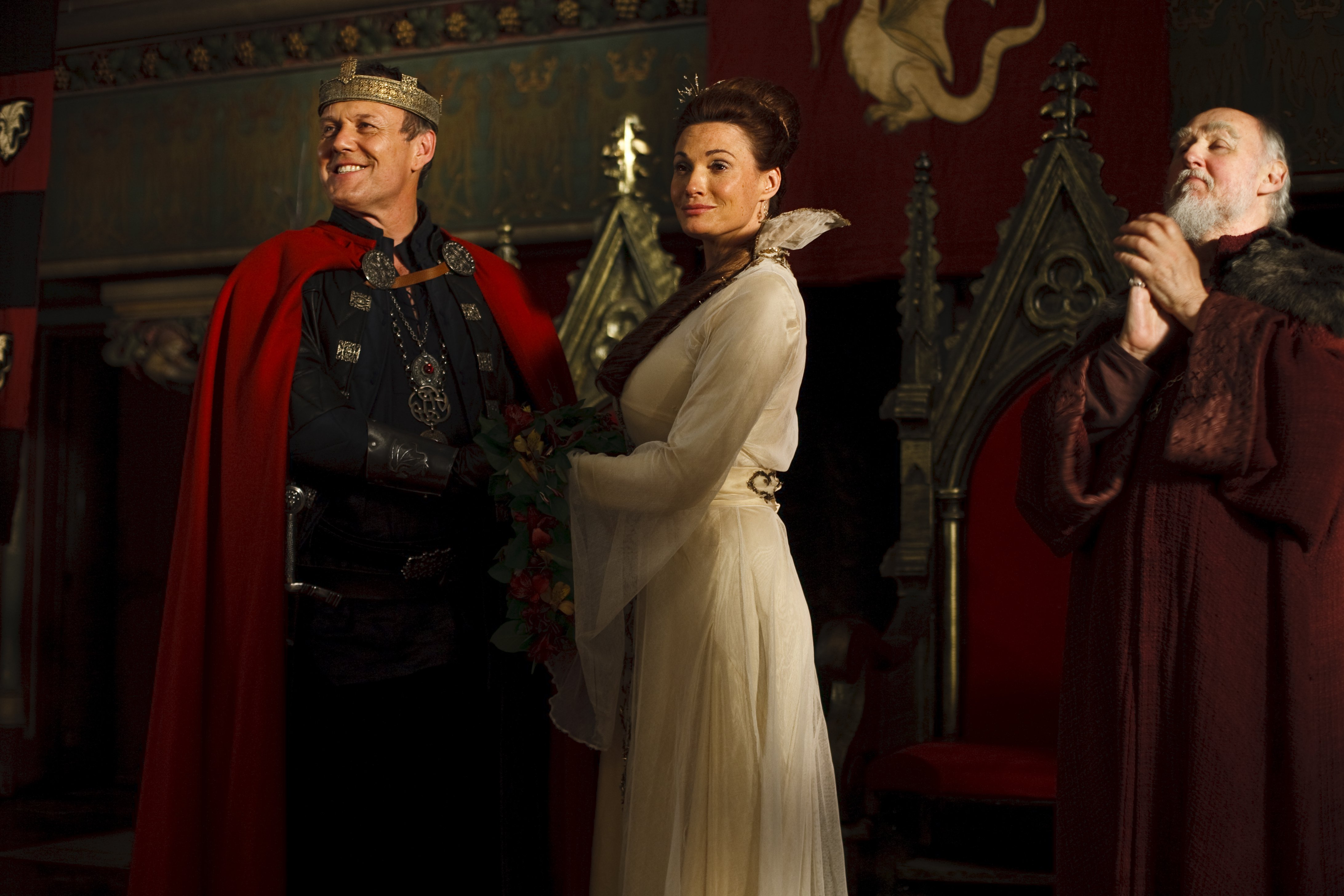 Wedding of King Uther and Lady Catrina