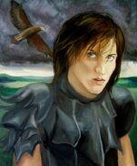Mordred3e by Kamille Freske