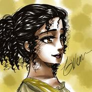 Merlin Guinevere by EvaAngel