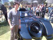 Colin Morgan Comic Con 2012-2