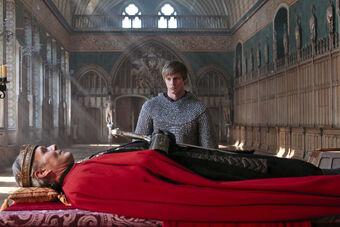 Uther Pendragon Merlin Wiki Fandom