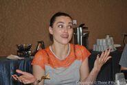 Katie McGrath Comic Con 2012-8