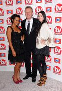 Angel Coulby Anthony Head and Katie McGrath-2