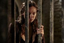 Kara in jail