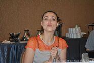 Katie McGrath Comic Con 2012-9