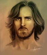 Sir gwaine by aquarelka-d3391yh
