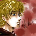 Merlin Arthur by EvaAngel