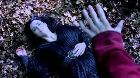 Duel between Emrys and Morgana