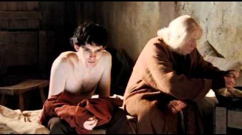 Merlin Season 1 Episode 1-The Dragons Call