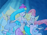 Mermaids Scared