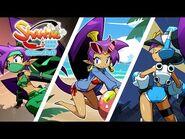 Shantae- Half-Genie Hero – Costume Pack Official Trailer!