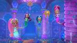 Mermaids Confronting Zeta