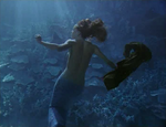 Diana Taking a Dive